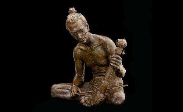 Šárka's Rebabi - Sculpture Classes Victoria - Linda Lindsay