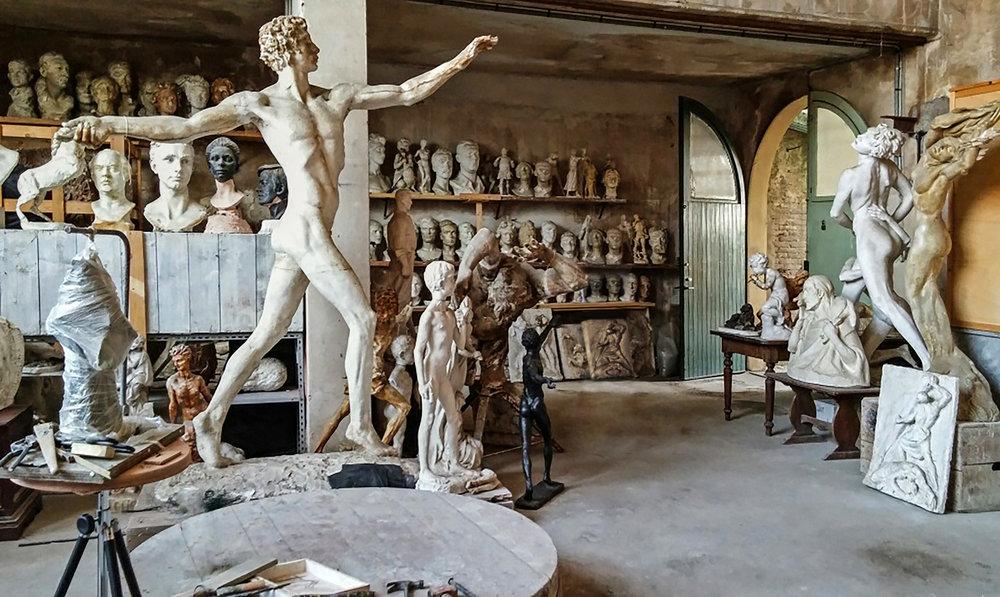 Sculpt Italy